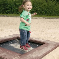 Rolli - Trampoline for wheelchair users