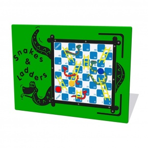 MagPlay Snakes and Ladders Activity Play Panel