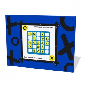 MagPlay Noughts and Crosses ​Activity Play Panel