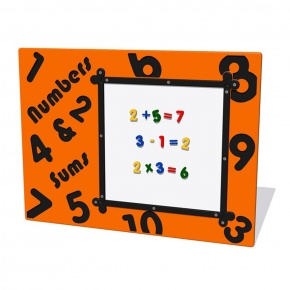 MagPlay Numbers Activity Play Panel