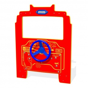 PlayTronic Fire Engine Play Panel