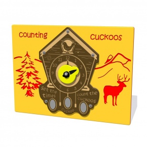 Counting Cuckoos Play Panel