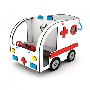 Ambulance Playhouse